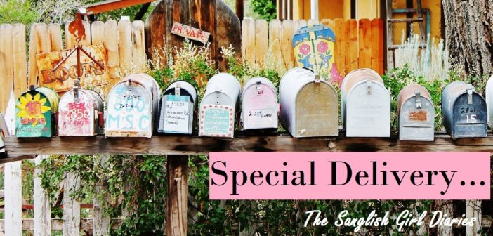 The Spanglish Girl Diaries: Special Delivery
